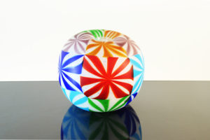 vaso multi colore